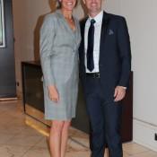 Nicole Bradtke (L) and Todd Woodbridge; Tennis Australia