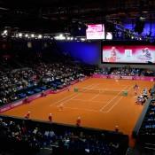 Porsche Arena, Stuttgart; Getty Images