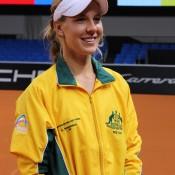 Fed Cup debutante Olivia Rogowska; Tennis Australia