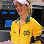 Olivia Rogowska; Tennis Australia