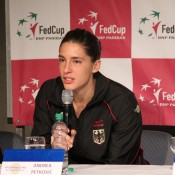 Andrea Petkovic; Tennis Australia
