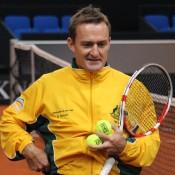 Fed Cup captain David Taylor; Tennis Australia