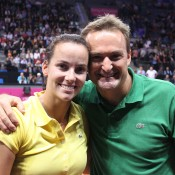 Jarmila Gajdosova and David Taylor; Tennis Australia