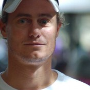 Lleyton Hewitt attends the Official Draw in Brisbane: Kim Trengove/Tennis Australia
