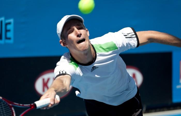 07 December 2011. Michael Look at the Australian Open, 2012 Playoff. Tom Ross