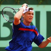 Matthew Ebden was unfortunate to draw 24th seed Philipp Kohlschreiber in his opening round match at Roland Garros, fighting hard before bowing out 6-4 6-4 7-6(4); Getty Images