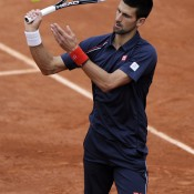 NOVAK DJOKOVIC: WON 2011 WIMBLEDON, 2011 US OPEN, 2012 AUSTRALIAN OPEN; final 2012 ROLAND GARROS – The world No.1 took all before him in 2011 racking up 70 wins for just six losses. He won three majors and seven ATP titles on his way to finishing the year as world No.1. In 2011 the Serbian superstar won his maiden Wimbledon and US Open titles then followed up with his third Australian Open title at the beginning of 2012. Travelling to Paris with the other three majors in his possession, he needed just one more to become the first man since Rod Laver to hold all four majors at once. After defending four match points against Jo-Wilfried Tsonga in the quarterfinals, Djokovic ran into Rafael Nadal - the keeper of the Roland Garros keys. A rain delay split the final over two days but it wasn't enough to put Nadal off his game, the second-seeded Spaniard dashing the Serb's hopes in four sets; Getty Images