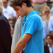 ROGER FEDERER: WON 2006 WIMBLEDON, 2006 US OPEN, 2007 AUSTRALIAN OPEN; final 2007 ROLAND GARROS – It was a case of déjà vu for Federer, again thwarted by Nadal in the final at Roland Garros and unable to hold all four majors at once. Having arrived in the final after dropping just a solitary set, Federer again went down in four sets as Nadal claimed a hat-trick of French Open titles; Getty Images