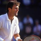 John Fitzgerald, Wimbledon, 1988. GETTY IMAGES