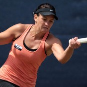 Dellacqua continued her good form at the WTA Birmingham event, recovering from a set down to defeat British wildcard Tara Moore in the second round. Unfortunately, illness forced her to withdraw before her third round match against Jelena Jankovic; Getty Images