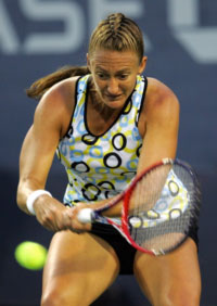 Mary Pierce. GETTY IMAGES