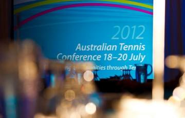 Australian Tennis Conference 2012. TENNIS AUSTRALIA