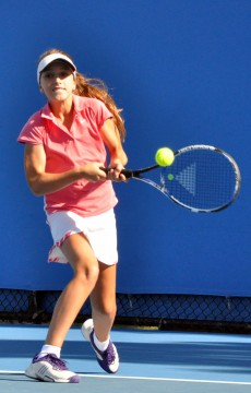 16 December 2011. Optus 12s Australian Championships Girls Final. Michael Roche.