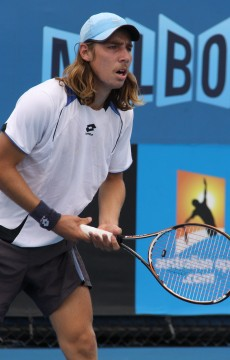 29 November 2011.  Optus 18s Australian Championship.  Iain Morton