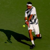 Marinko Matosevic in action at the Citi Open in Washington DC in the lead-up to the 2012 US Open; Getty Images