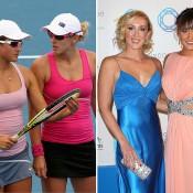 Anastasia and Arina Rodionova; Getty Images