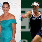 Two-time reigning Newcombe Medallist Sam Stosur; Getty Images