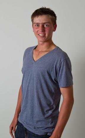 6 December 2011. u16 Player Profile Shots. Michael Roche.