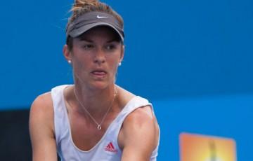 Bojana Bobusic, Australian Open 2013 Play-off, December Showdown, 2012. MATT JOHNSON