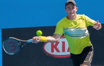 Bradley Mousley, Optus 16s Australian Championships, December Showdown, 2012. MATT JOHNSON