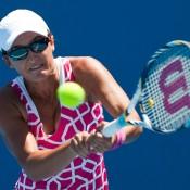Arina Rodionova is the defending champion at the Bendigo Pro Tour event.
