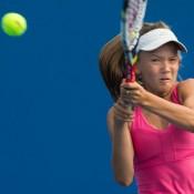 Sasha Bollweg, Optus 16s Australian Championships, December Showdown, 2012. EMILY MOGIC