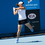 Viktorija Rajicic, December Showdown 2012. TENNIS AUSTRALIA