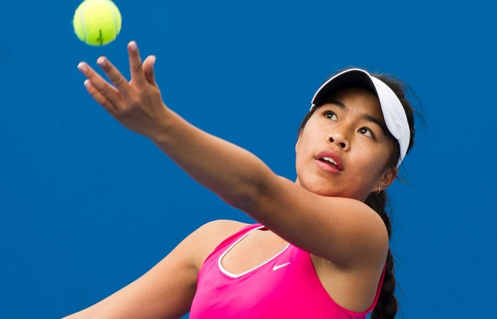Lizette Cabrera, Optus 18s Australian Championships, December Showdown, 2012, Melbourne.  XUE BAI