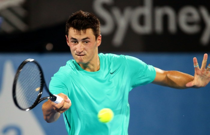 Tomic To Face Seppi In Sydney Semifinal 11 January 2013 All