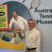 Ken Rosewall, Australian Tennis Museum patron; Tennis NSW