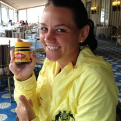 Casey Dellacqua says she can't live without her Vegemite - and she ensures she's doesn't have to by bringing a jar along with her to Chiasso, Switzerland; Tennis Australia