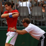 Andy Murray; Getty Images