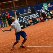 RInky Hijikata, Longines Future Tennis Aces Tournament, Paris, France. LONGINES