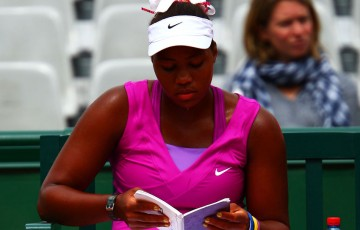 Taylor Townsend; Getty Images