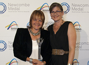Anne Baldwin, Volunteer Achievement Award, 2012