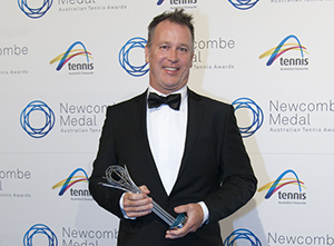 City Community Tennis Centres (accepted by Patrick Jensen), Most Oustanding Club, 2012
