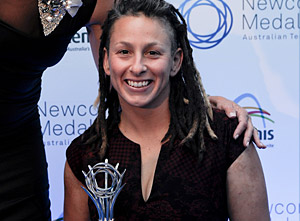 Daniela di Toro, Most Outstanding Athlete with a Disability, 2010
