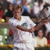 Stefan Edberg, Roland Garros, 1990. GETTY IMAGES