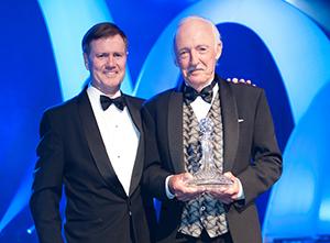 Ian Barclay, Spirit of Tennis Award, 2012
