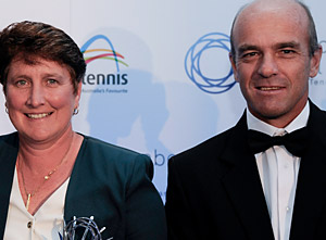 Kendall Tennis Club, Most Outstanding Tennis Community, 2010