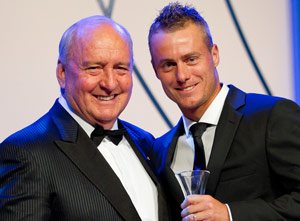 Lleyton Hewitt, Spirit of Tennis Award, 2011