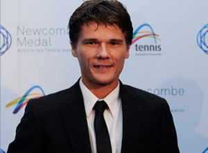 Peter Luczak, Spirit of Tennis Award, 2010