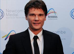 Peter Luczak, Spirit of Tennis Award, 2010