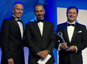 Tennis Gove, Most Outstanding Tennis Community, 2011