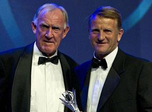 Glenn Busby, Most Oustanding 35+ Tennis Senior, 2011