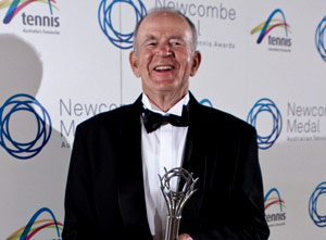 Tom Hancy, Volunteer Achievement Award, 2011