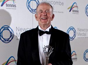 Tom Hancy, Volunteer Achievement Award, 2011