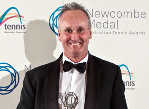 Wesley Horskins, Coaching Excellence – MLC Tennis Hot Shots, 2011