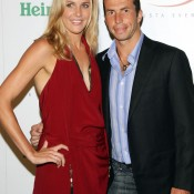 Czech players Nicole Vaidisova and Radek Stepanek became engaged in 2007 and were married in a lavish ceremony in Prague in 2010, but by 2013, they had filed for divorce. Having dated Martina Hingis prior to Vaidisova, Stepanek is now dating Czech Petra Kvitova; Getty Images for USTA)