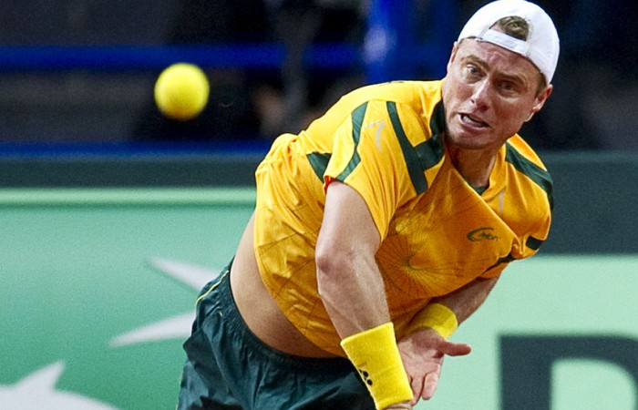 Lleyton Hewitt set to confirm Davis Cup captaincy